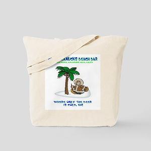 Crazy Canucks Tote Bag
