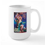 """Large Mug - """"Take It and Like It"""""""