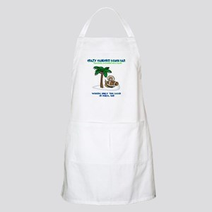 Crazy Canucks BBQ Apron