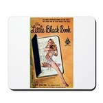 "Mousepad - ""The Little Black Book"""
