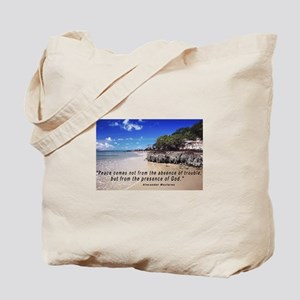 Peace from God Tote Bag