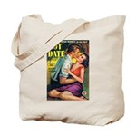 "Tote Bag - ""Hot Date"""