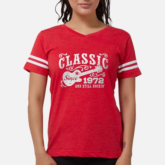 Classic Since 1972 Women's Dark T-Shirt