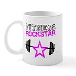 Fitness rockstar Mug