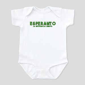 Neon Esperanto Infant Bodysuit