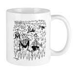Dude Ranch Cartoon 4690 11 oz Ceramic Mug