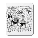 Dude Ranch Cartoon 4690 Mousepad