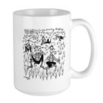 Dude Ranch Cartoon 4690 15 oz Ceramic Large Mug