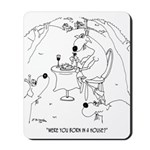 Goat Cartoon 6928 Mousepad
