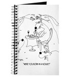 Goat Cartoon 6928 Journal
