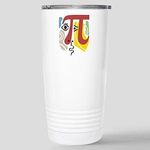 Pi Symbol Pi-Casso Mugs