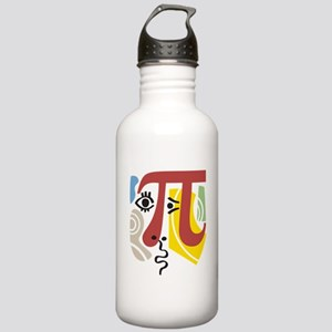 Pi Symbol Pi-Casso Stainless Water Bottle 1.0l