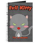 Evil kitty Journal