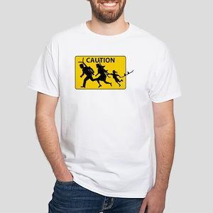 Alien Skiers T-Shirt