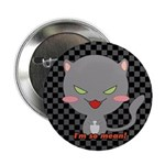 Evil kitty Button