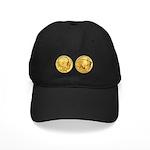 Wy-Gold Indian/Buffalo Black Cap