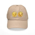 Wy-Gold Indian/Buffalo Cap