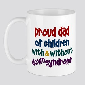 Proud Dad.....2 (With & Without DS) Mug