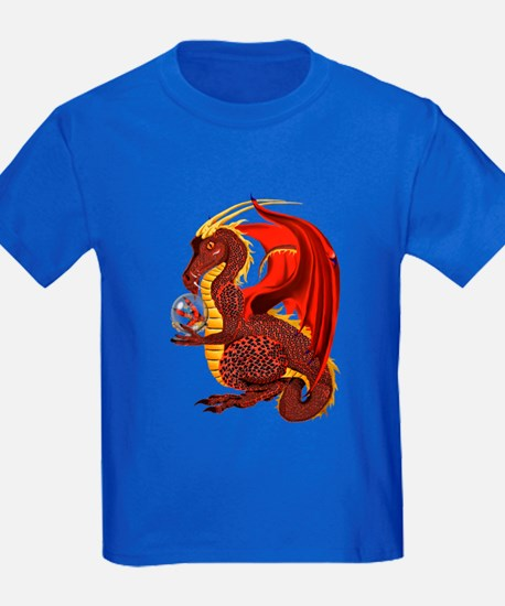 Red Fortune Dragon T