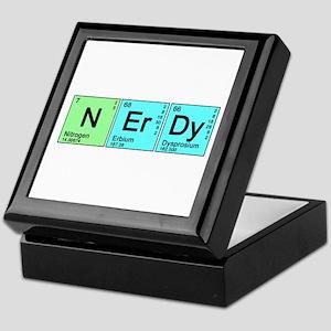 Periodic Nerd Keepsake Box