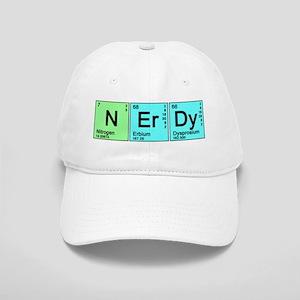 Periodic Nerd Cap