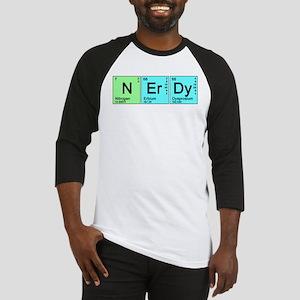 Periodic Nerd Baseball Jersey