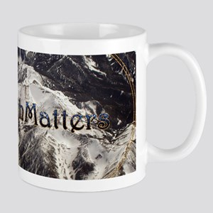 Earth Matters Small Print Mugs