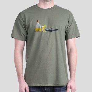 Tequila Mockingbird Dark T-Shirt