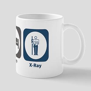 Eat Sleep X-Ray Mug