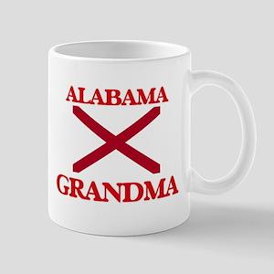 Alabama Grandma Mugs