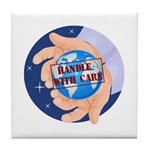 Earth Day T-shirts Tile Coaster