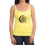 Earth Day T-shirts Jr. Spaghetti Tank