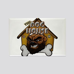LG Doghouse Logo Magnets