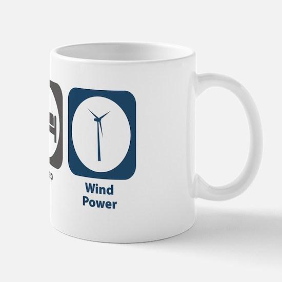 Eat Sleep Wind Power Mug