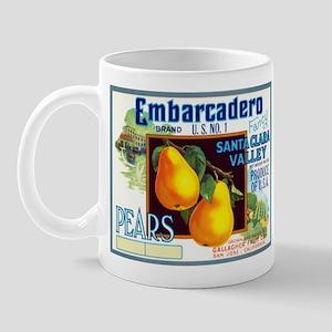 Embarcadero Mug