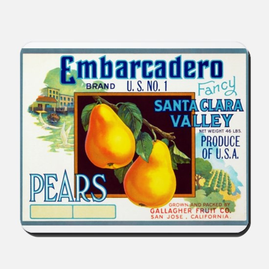 Embarcadero Mousepad