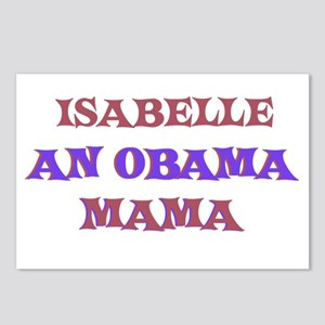 Isabelle - An Obama Mama Postcards (Package of 8)
