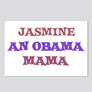 Jasmine - An Obama Mama Postcards (Package of 8)