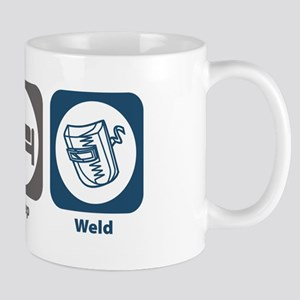Eat Sleep Weld Mug