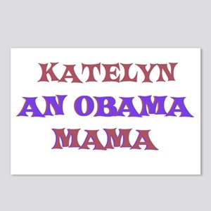 Katelyn - An Obama Mama Postcards (Package of 8)