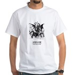 Abigor White T-Shirt