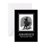 Adramelech Greeting Cards (Pk of 10)