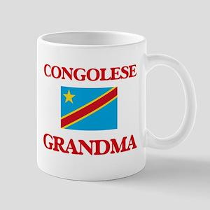 Congolese Grandma Mugs