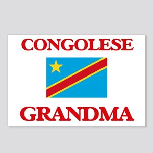 Congolese Grandma Postcards (Package of 8)