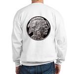 Silver Indian Head Sweatshirt