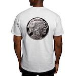 Silver Indian Head Light T-Shirt