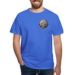 Silver Indian Head Dark T-Shirt