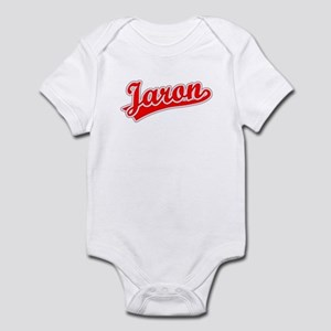 Retro Jaron (Red) Infant Bodysuit