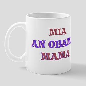 Mia - An Obama Mama Mug