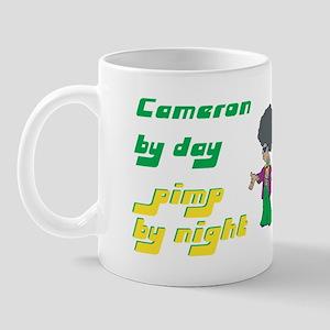 Cameron - Pimp By Night Mug